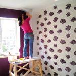 Оклейка обоев или поклейка обоев как правильно – как правильно клеить обои и как своими руками в процессе ремонта квартиры, что лучше покраска или оклейка стен