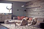 Отделка стен без обоев – Отделка стен в квартире — фото идеи красивого оформления от дизайнеров