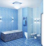 Отделка ванной пвх панелями – Отделка ванной панелями пвх: как правильно закрепить покрытие бескаркасным способом