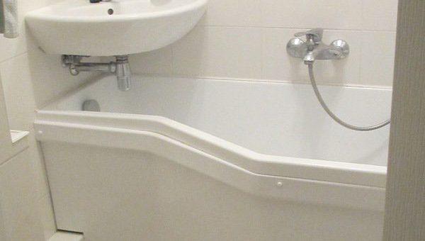 Отделка ванной в хрущевке – Шикарные варианты маленькой ванной комнаты в хрущевке — секреты большого дизайна!