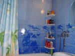 Панели для ванной комнаты с рисунком