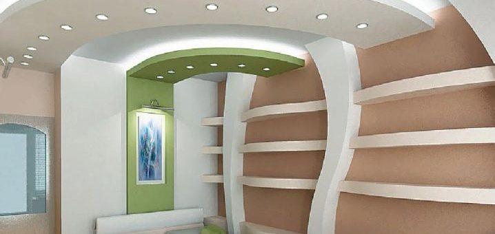 Перегородка в спальне фото – видео-инструкция по монтажу гипсокартонных конструкций своими руками, как сделать стены в спальне, виды, дизайн, фасоны, цена, фото