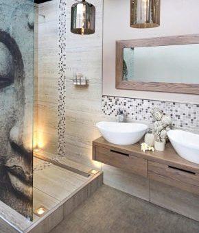 Планировка маленькой ванной комнаты – перепланировка маленькой и большой площади, идеи для 3 и 4 кв. м, для 5-6 кв. м, душевая кабина вместо ванны и другие хитрости по экономии пространства