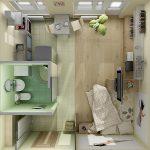 Планировки малогабаритных квартир – Создаем интерьер малогабаритной квартиры, фото. Что пригодится при ремонте в квартире с маленькой площадью?