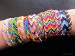 Плетение из цветных трубочек для начинающих пошагово – Видео-урок плетение фенечки из трубочек (резиновых трубочек) смотреть онлайн
