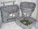 Плетение короба из газетных трубочек – как сплести, плетение квадратной, прямоугольной, круглой и угловой корзинки своими руками (25 фото)