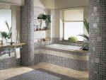 Плитка для ванной комнаты фото дизайн мозаика – фото, дизайнерские идеи. Оформление мозаикой ванной комнаты. Разновидности мозаики для ванной комнаты. Способы облицовки мозаикой.Информационный строительный сайт |