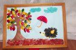Поделка из листьев индеец – Осенние поделки: картина «Индеец» — поделки из природного материала — Поделки руками детей — Каталог статей
