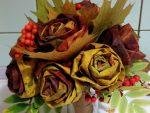 Поделки листья клена – Поделки из кленовых листьев и семян. — запись пользователя Виктория (поделки своими руками) (id1683389) в дневнике