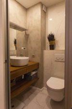 Подвесной туалет фото – фото в интерьере, советы по подбору подвесного унитаза, дизайну туалета с инсталляцией