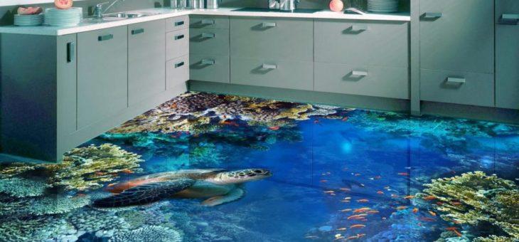Пол 3d наливной фото – Наливные полы 3D (68 фото): заливные изделия из акрила и других материалов, пошаговая инструкция