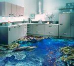 Полы 3д фото на кухне – Наливные 3д полы фотогалерея. — Наливные полы 3d, печать фото обоев. Дизайн и разработку изображений.