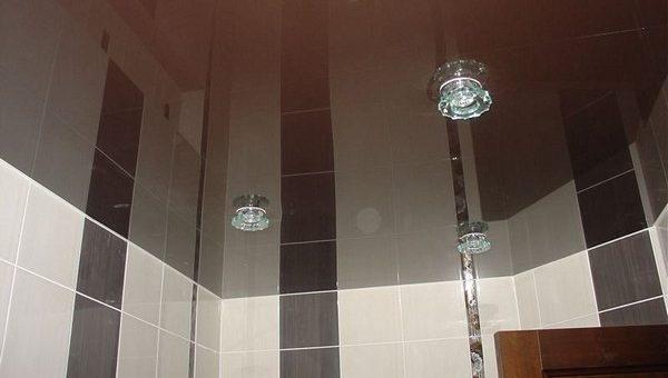Потолок в ванной как сделать – Как сделать потолок в ванной. Пластиковые потолки в ванной, натяжные потолки в ванной комнате