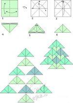 Прикольные оригами из бумаги своими руками – Оригами для детей и начинающих, как сделать поделки из бумаги, схемы сборки, модульное оригами / Ёжка