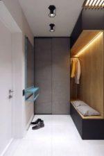 Прихожая в коридор – идеи дизайна мебели для длинного коридора при ремонте в квартире-«хрущевке», модели от ikea и других производителей