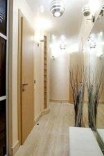 Прихожая в хрущевке своими руками – интерьер маленькой узкой прихожей в квартире 2018, малогабаритные помещения