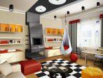 Проект комнаты для подростка – Дизайн интерьера комнаты для подростка. Правила. Примеры. Фото проектов.
