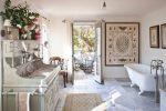 Прованс стиль загородных домов – Стиль прованс в интерьере квартиры, загородного дома. Красивые интерьеры кухни, ванной, спальни, гостиной в стиле прованс