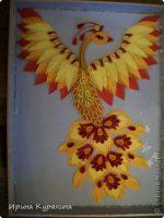 Птица из листьев – Аппликация «Птицы перелетные» из бумаги и листьев по шаблонам своими руками