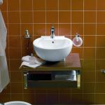 Раковины для ванной маленькие с тумбой