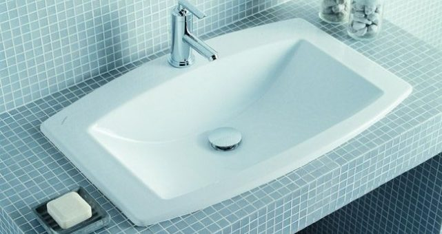 Раковины встраиваемые для ванной