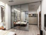 Расстановка мебели в однокомнатной квартире – цветовые решения, как расставить мебель, зонирование пространства, идеи интерьера