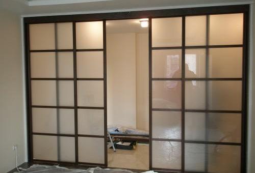Раздвижная перегородка в комнате – Как сделать раздвижную перегородку 🚩 перегородка в комнату своими руками 🚩 Мебель и декор