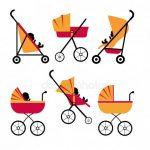 Рисунок детской коляски – ᐈ Нарисованная коляска — векторные изображения, рисунок детские коляски иллюстрации дизайн > скачать на Depositphotos®