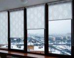 Роликовые шторы для пластиковых окон фото – шторки на липучке, фото, как прикрепить занавески, крепления своими руками, солнцезащитные, видео