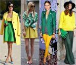 Салатовый зеленый – с чем комбинировать темно- и светло-зеленые оттенки, кому они идут, их значение в одежде