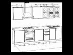 Сделать проект кухни самому онлайн – Конструктор кухонь Онлайн. Нарисовать проект самостоятельно и заказать расчет цены или стоимости кухни в конструкторе Домашняя Долина