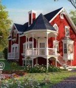 Серо жемчужный цвет – Жемчужно серый цвет фасада дома. Лучше воспользоваться теми цветами, характерными для исторического стиля вашего дома. От чего может зависеть цвет