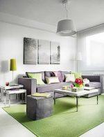 Серый с какими цветами сочетается в интерьере – Серый цвет в интерьере и его сочетание с другими цветами, фото реальных интерьеров