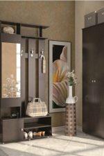 Шкаф купе в скандинавском стиле фото – стильные радиусные шкафы и мебель в скандинавском стиле в современном интерьере, открытые шкафы для одежды
