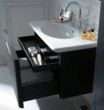Шкаф под умывальник в ванную