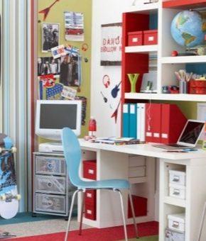 Шкафы для детской комнаты для мальчика – дизайн интерьера для 7-9 лет, для двух мальчиков, оригинальное постельное белье, идеи для школьника и молодежные
