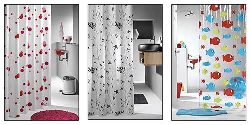 Шторка в ванной – Занавески для ванной комнаты: из ПВХ, полиэстера. Шторки из ткани