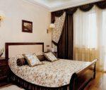 Шторы ночные для спальни – дизайн занавески, модные красивые портьеры в белую спальню в стиле «Прованс», двойные светлые шторы