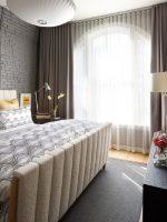 Шторы в спальню плотные – как называются, темные ночные занавески для спальни, в детскую комнату и в кухню, какая должна быть ширина