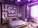 Сиреневый интерьер – Фиолетовый цвет в интерьере — спальни, кухни, гостиной, сочетания фиолетового цвета, 151 фото