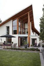 Скандинавский стиль в интерьере загородного дома фото – проекты одноэтажных коттеджей в норвежской стилистике, мотивы Скандинавии в интерьере деревянного загородного особняка