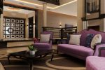 Сочетание цветов сиреневого в интерьере – Фиолетовый цвет в интерьере — спальни, кухни, гостиной, сочетания фиолетового цвета, 151 фото