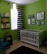 Сочетание цветов в интерьере детской комнаты – Сочетание синего и зеленого цветов в интерьере детской. 10 уникальных комнат для новорожденного малыша