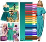 Сочетание нежных цветов – Шпаргалка по сочетаниям цветов — бледный розовато лиловый — запись пользователя Даша_стилист (id2264393) в сообществе Покупки и Мода в категории Модные статьи