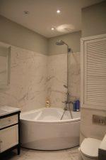 Сочетание в ванной плитки и краски – Краска and плитка в ванной — покраска плитки в ванной — запись пользователя Еленка (id947201) в сообществе Дизайн интерьера в категории Интерьерное решение ванной комнаты