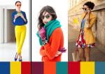 Сочетание ярких цветов – 12 идеальных сочетаний цветов в одежде 🚩 сочетание цветов в цветах 🚩 Разное