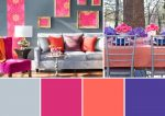 Сочетания цветов в интерьере раскладки – Правила сочетания цветов в дизайне интерьера: таблица, палитра и комбинации