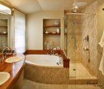 Совмещенная ванная с душем – ванная+душ — удобные комбинации — запись пользователя Дарья(LOVEWOOL) создаю,творю,мечтаю (darrrr) в сообществе Дизайн интерьера в категории Интерьерное решение ванной комнаты