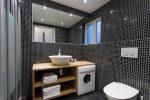 Совмещенная ванная со стиральной машиной – как разместить ванну со стиральной машиной, варианты ремонта совмещенного с туалетом санузла, идеи современного интерьера