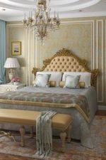 Современная классика в интерьере спальни – классика в дизайне интерьера, примеры обстановки в квартире среднего класса, современные итальянские гарнитуры
